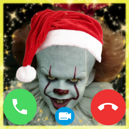 Fake-Call-Noël-Pennywise MOD APK