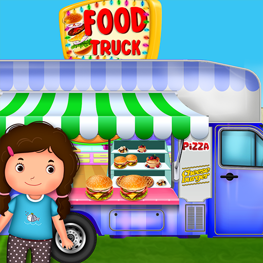 Food Truck Kitchen Chef: Restaurant Cooking Game MOD APK