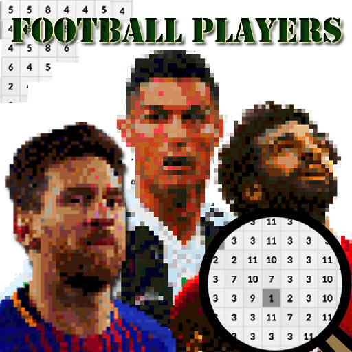 Football Players Color By Number-Pixel Art 2020 MOD APK