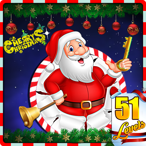 Free New Escape Games 60-Christmas Fun Escape Game MOD APK
