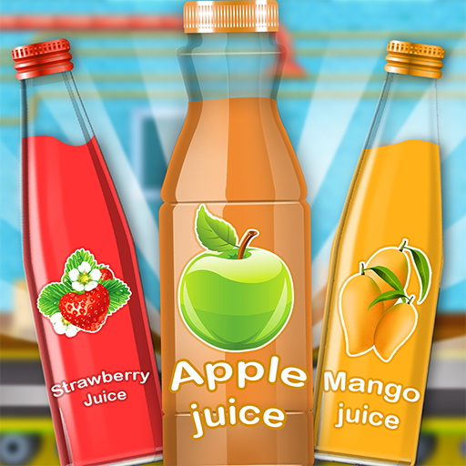 Fruit Juice Factory: Soft Drinks Bar MOD APK