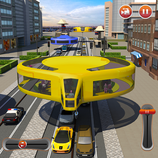 Gyroscopic Bus Driving Simulator: Public Transport MOD APK