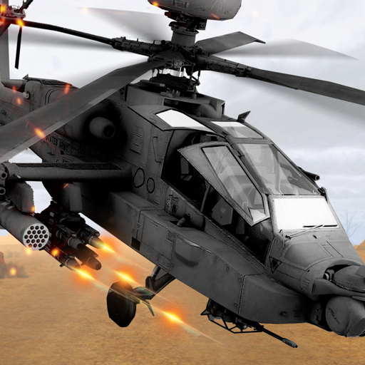 Helicopter Gunship Strike Air Cavalry Pilot MOD APK