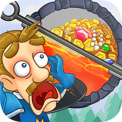 Hero Rescue : How to loot & Pull the Pin Him Out MOD APK