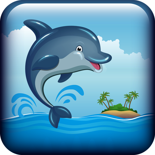 Hungry Dolphin Adventure Game MOD APK