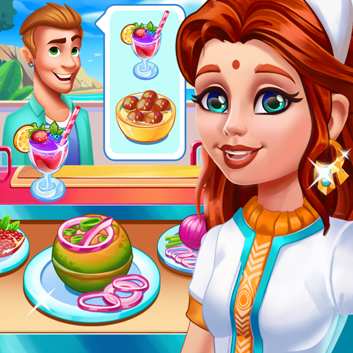 Indian Cooking Games Food Fever & Restaurant Craze MOD APK