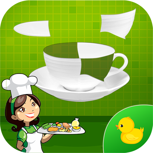 Kitchen Puzzle Game for Kids MOD APK