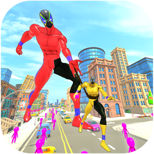 Legend Rope Hero – Crowd Modern City MOD APK
