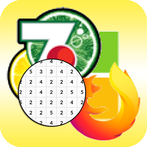 Logo Brand Coloring By Number – Pixel MOD APK