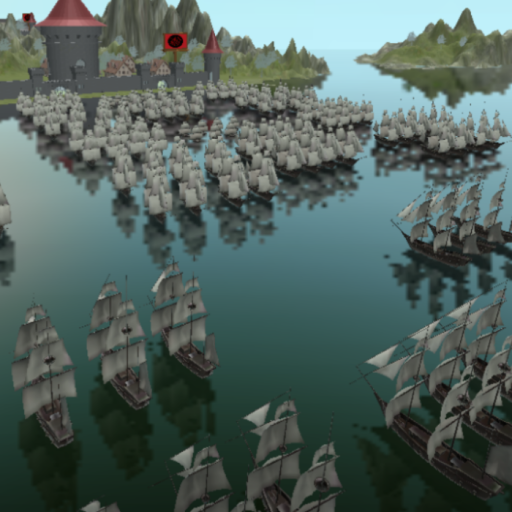 MEDIEVAL NAVAL WARS: FREE REAL TIME STRATEGY GAME MOD APK