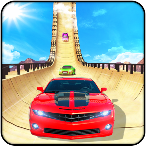 Mega Ramp Car Simulator – Impossible 3D Car Stunts MOD APK