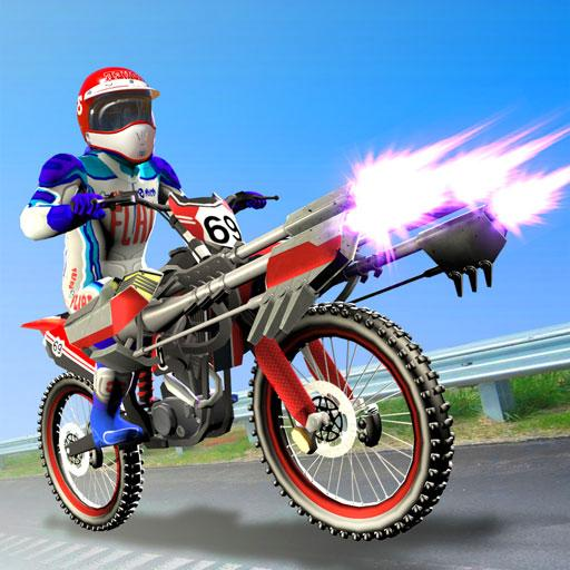 Modern Bike Stunt Racing – Moto Bike Shooting Game MOD APK