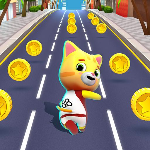 My Kitty Runner – Pet Games MOD APK