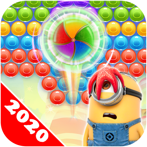 New Bubble Shooter For Kids MOD APK