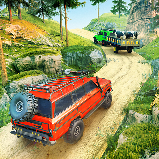 Offroad Vehicle – SUV Driving & Parking MOD APK
