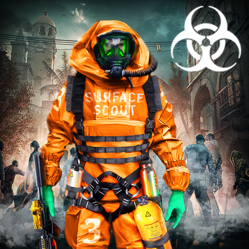 Outbreak Zombie Virus: Horror Fps Shooting Game MOD APK