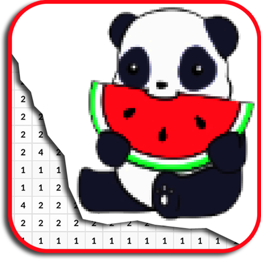 Panda Coloring Book – Color By Number MOD APK