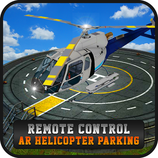 RC Helicopter parking Ar Simulator MOD APK