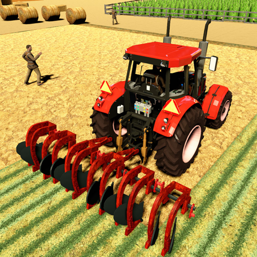 Real Tractor Farmer Simulator: Tractor Games MOD APK