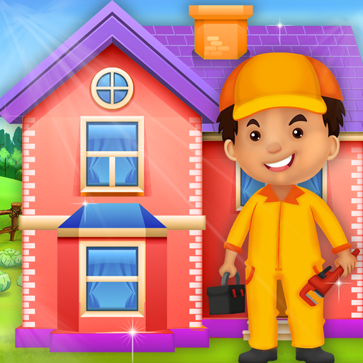 Repair Modern House: Cleaning & Fix it Game MOD APK
