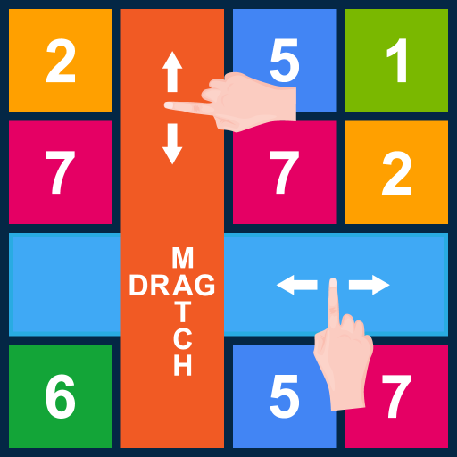 Rows and Columns: Drag n Match Numbers MOD APK