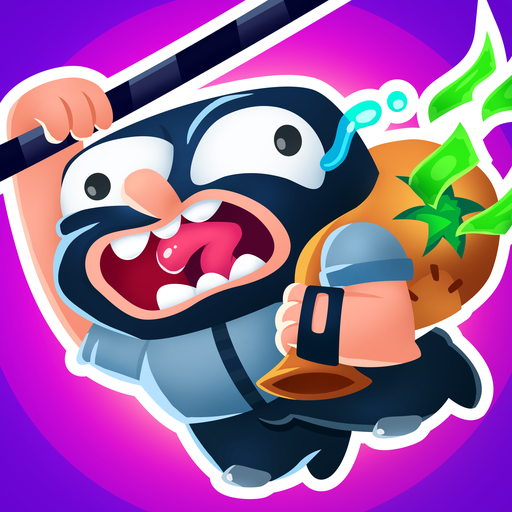 Rubber Robbers – Rope Raiders of the Lost Treasure MOD APK