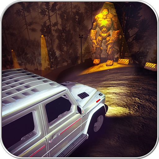 Scary Car Driving Sim: Horror Adventure Game MOD APK