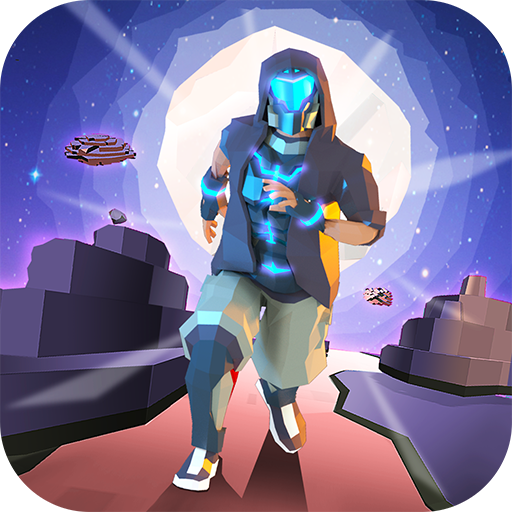 Space Parkour Runner – freerun to horizon! MOD APK