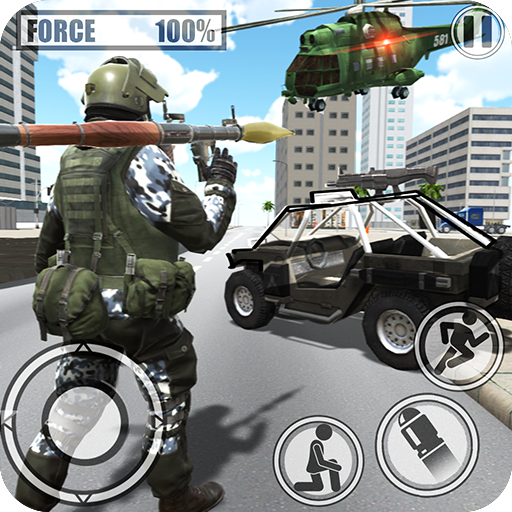 Special Ops Shooting Game MOD APK