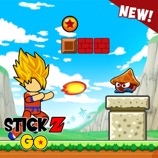 Stick Z Go:  Best Adventure Game MOD APK