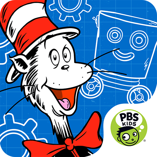 The Cat in the Hat Invents: PreK STEM Robot Games MOD APK
