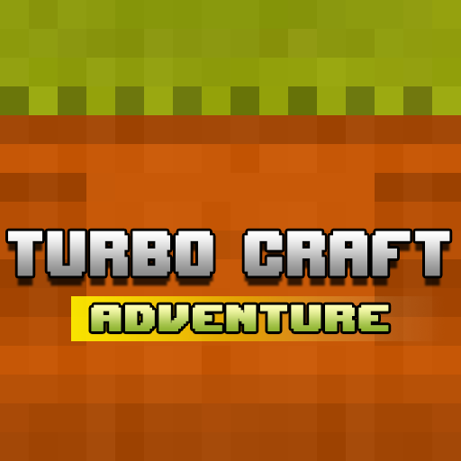 Turbo Craft Adventure Crafting Games MOD APK