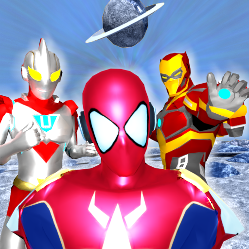 Ultra Hero Fusion : Superhero Ultra Man Battle MOD APK