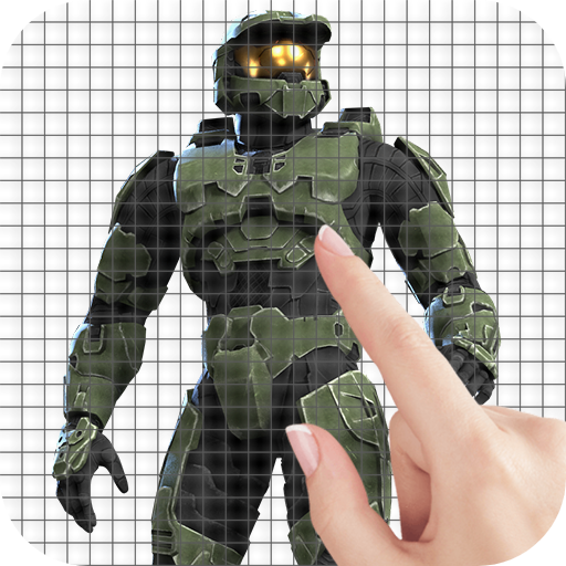 Video Game Characters Color by Number – Pixel Art MOD APK