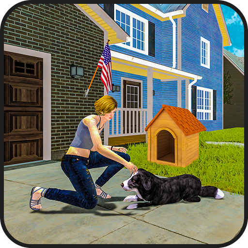 Virtual Family pet Dog Simulator MOD APK