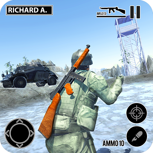 World War 2 Call of Honor: WW2 Shooting Game MOD APK