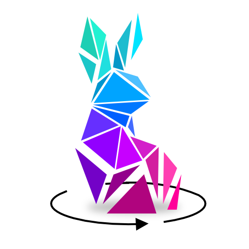 3D low poly puzzle game, rotate puzzles MOD APK