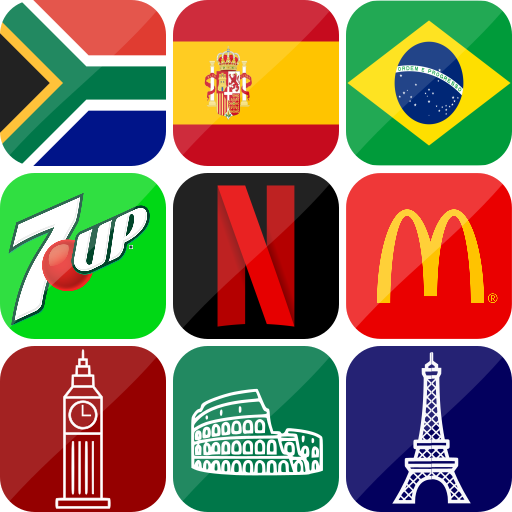 3in1 Quiz : Logo – Flag – Capital MOD APK
