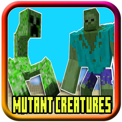 Add-on Mutant Creatures for Minecraft PE MOD APK