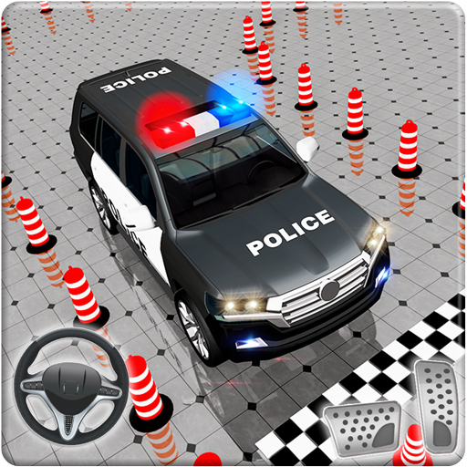 Advance Police Parking – Smart Prado Games MOD APK