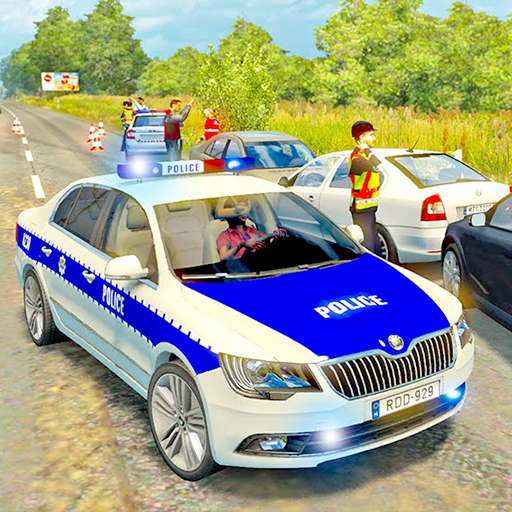 American Police Cop Chase Offroad Drive Simulator MOD APK
