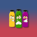 Angry Bottle: Skill Game MOD APK 1.0.15