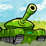 Awesome Tanks MOD APK 1.278