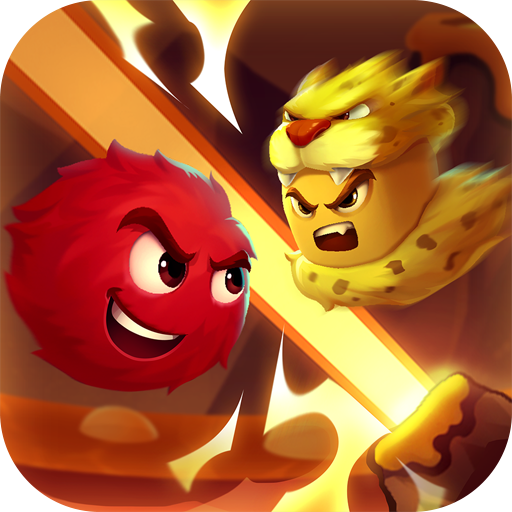 Bounce Ball 4 Love and Red Roller Ball 3 MOD APK