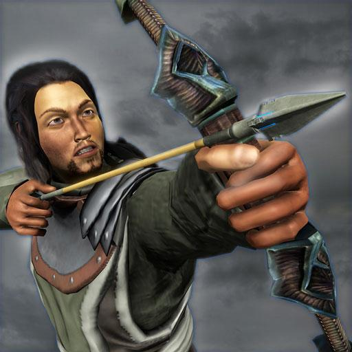 Bow Arrow Castle Defense War MOD APK