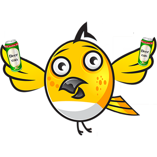 Buddy The Bird Goes On A Beer Run MOD APK