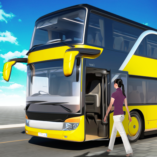 Bus Simulator heavy coach euro bus driving game MOD APK