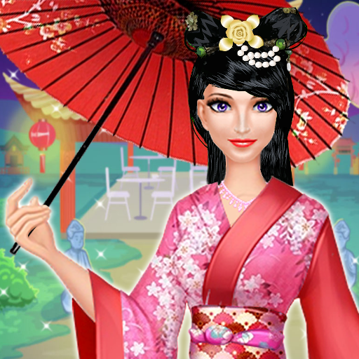Chinese Doll Makeup – Fashion Doll Makeover Salon MOD APK