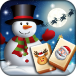 Christmas Mahjong Solitaire: Holiday Fun MOD APK 1.0.44