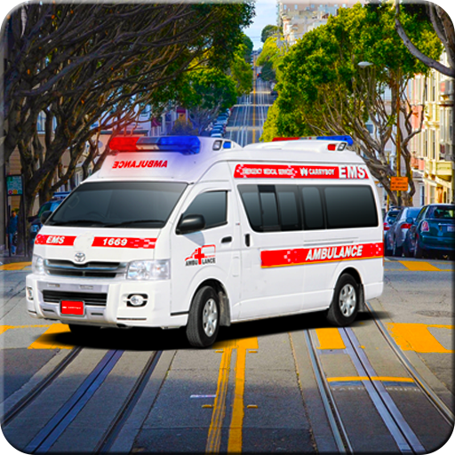 City Rescue Ambulance Emergency Simulator MOD APK